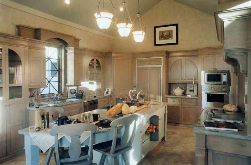 Кухни дизайн оформление