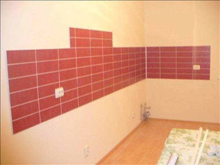 Ремонт стены в кухне своими руками