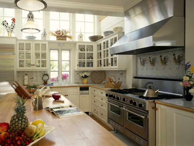 смотреть дизайн кухни гостиной