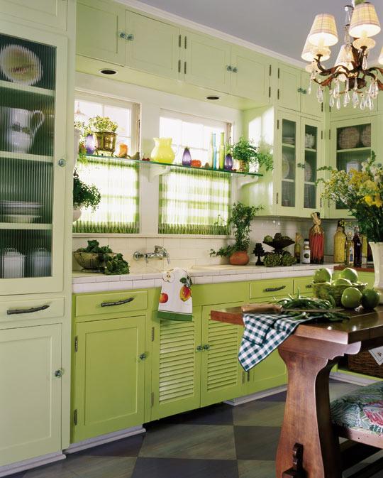 Дизайн своими руками для кухни