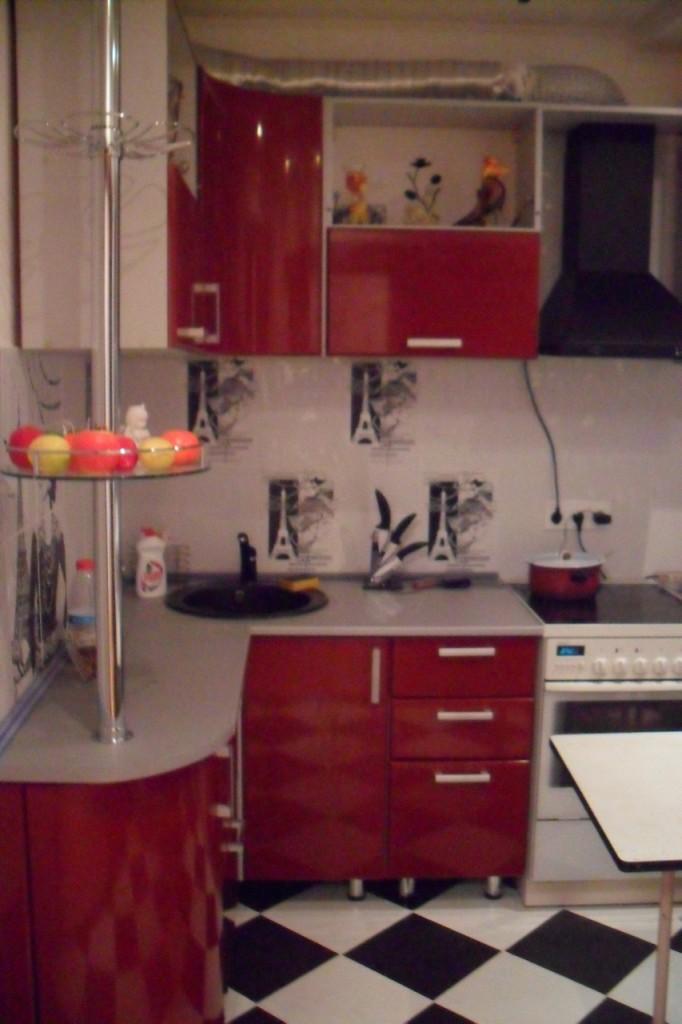 Кухни дизайн 6 м2 фото