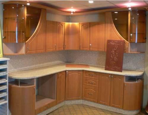 Кухня интерьер фото угловая