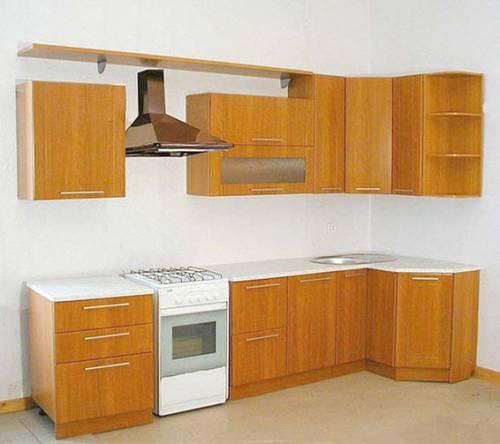 Маленькие угловые угловая кухня