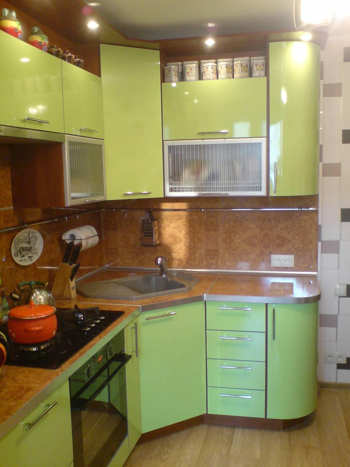 Дизайн кухни 6.5 метров фото