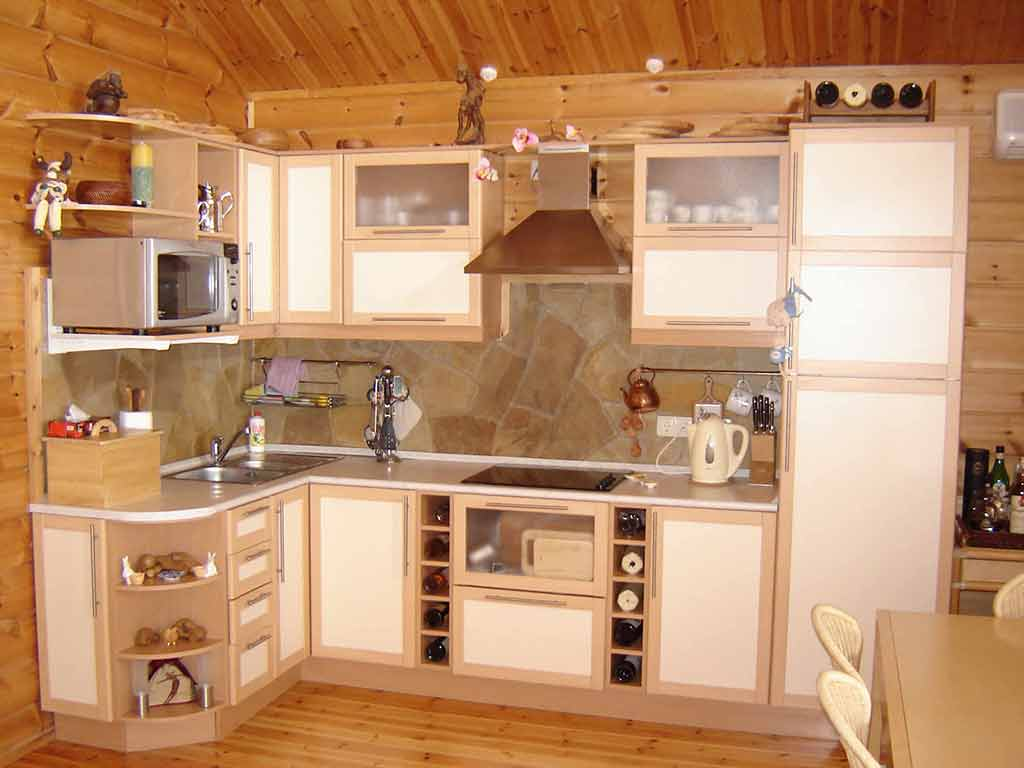 Мебель для кухни на дачу фото