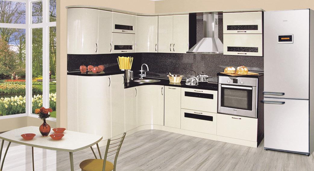 эскизы кухонных гарнитуров: