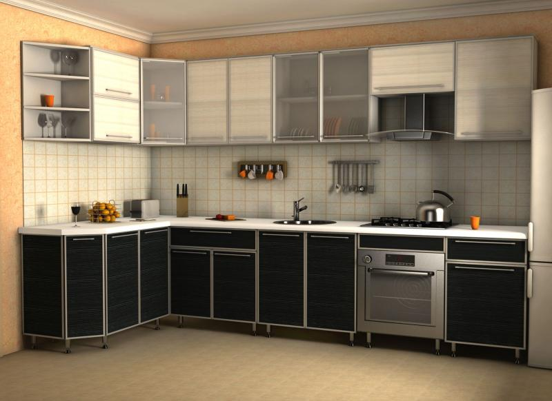 Кухонные гарнитуры дизайн онлайн